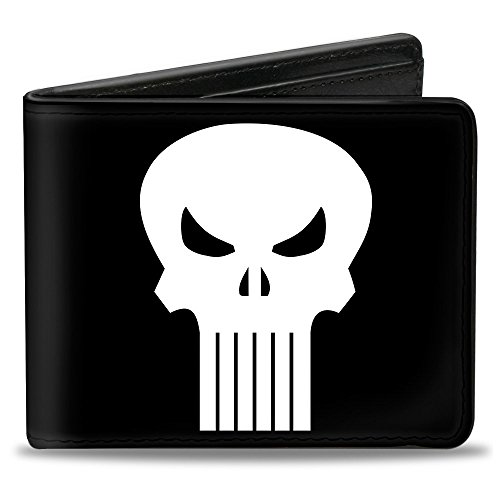 Buckle-Down The Punisher - Cartera plegable